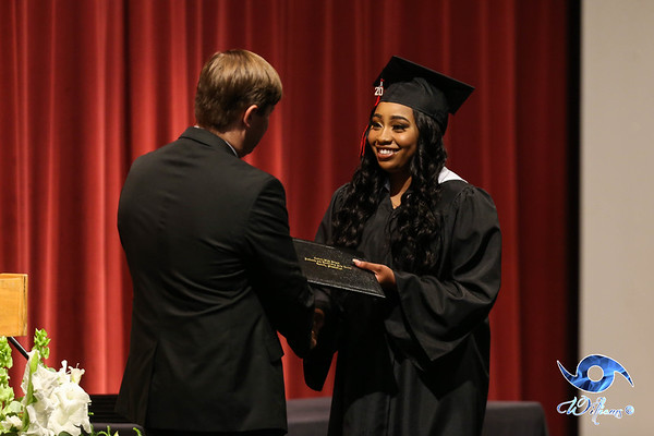 Corinth High's Virtual Commencement Exercises