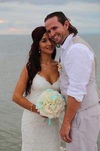 Julianna & Chris (Key's Beach House)