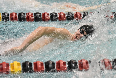 WDM @ Fort Dodge Boys Swimming