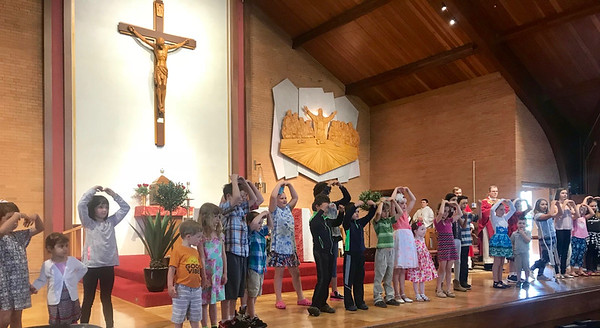 2018.05.20 Family Mass (St. Theresa)