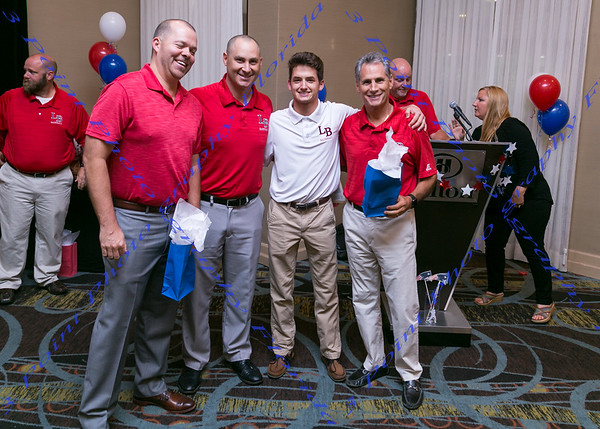 Baseball Banquet - May 21, 2018