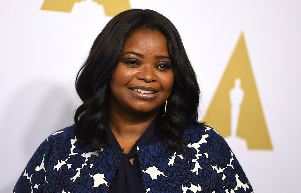 . Octavia Spencer arrives at the 89th Academy Awards Nominees Luncheon at The Beverly Hilton Hotel on Monday, Feb. 6, 2017, in Beverly Hills, Calif. (Photo by Jordan Strauss/Invision/AP)
