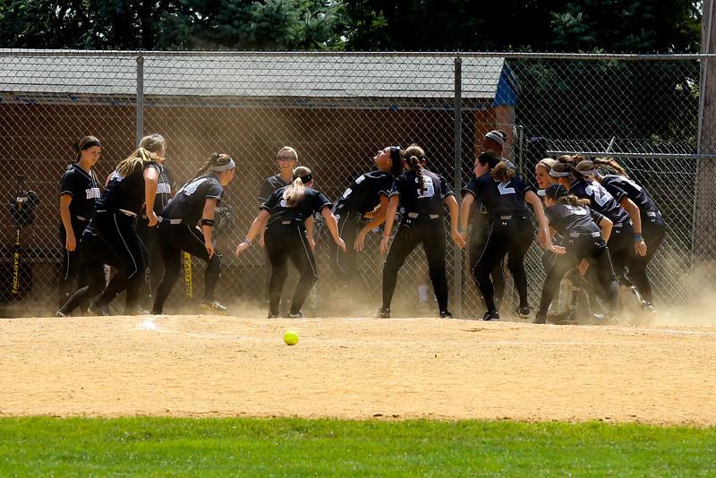 2013 Raiders Travel Softball