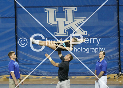 2014-Cheer Try Out - UK