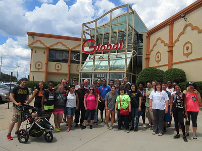 FBC Jonesboro to Global Mall, Al Madina 7.17.16