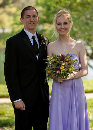Prom 2015 - Jake and Hannah