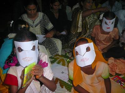 Purim, 2007 - India