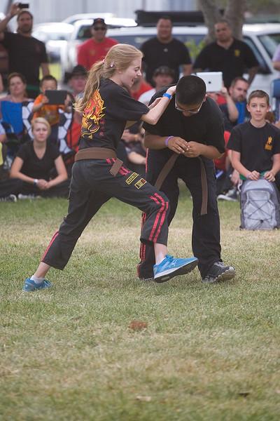 Karate Camp Demo