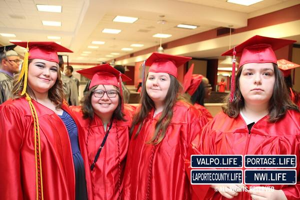 Morton High School Graduation 2017
