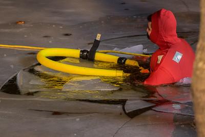 2-2-16 Ice Rescue Drill