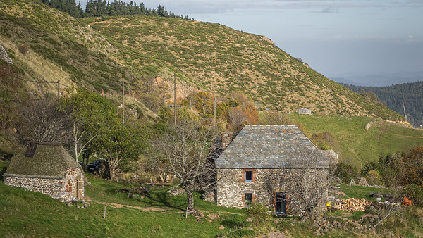 Maisons & villages d'Ardèche