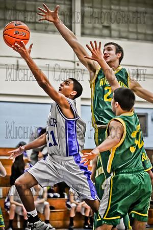 Boys Basketball - 2011 / 2012