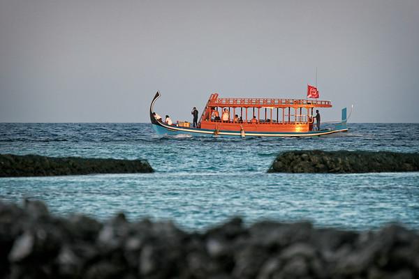 The Maldives 2006