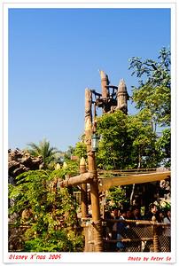 Hong Kong Disney 2005 X'mas