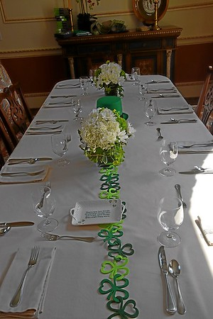 Patrick's Day Table