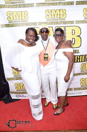 S M B-House In White - 5 Year Anniversary