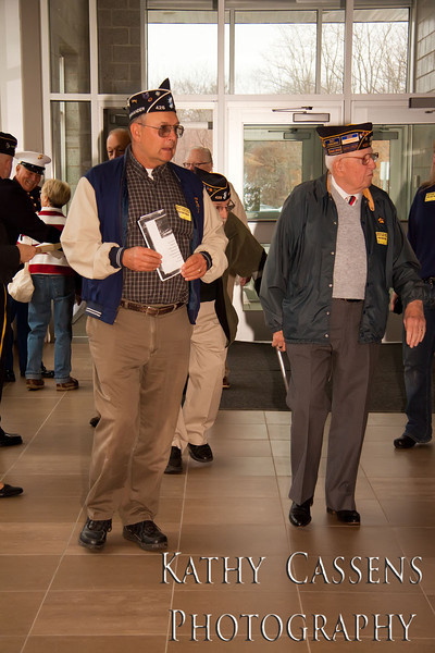 Veterans' Day Assembly 2011