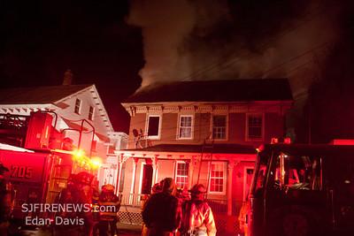 03-19-2012, 2nd Alarm Dwelling, Bridgeton City, Cumberland County, 137 Bank St.