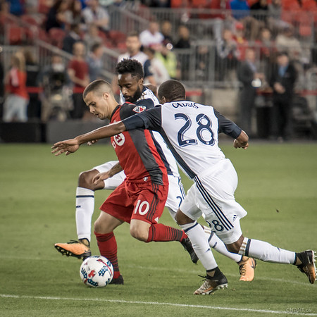 Philadelphia Union vs Toronto FC