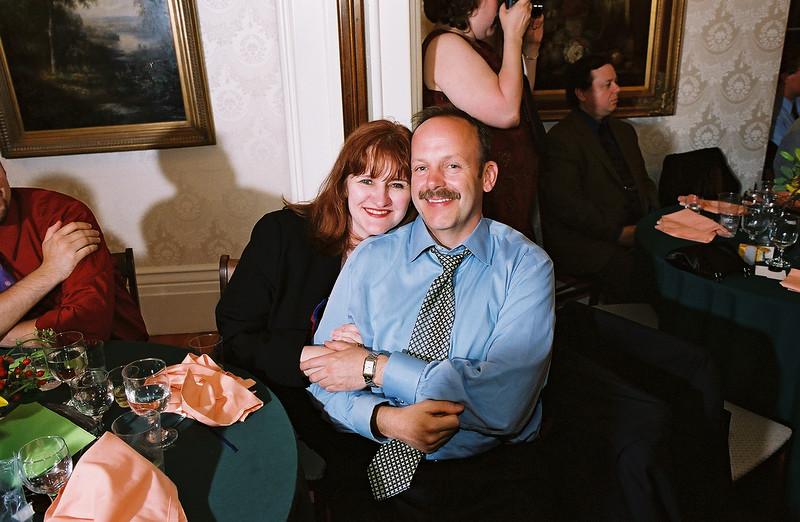 Kathy and Mark