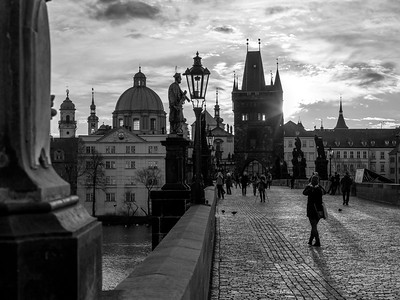The Classic Charles Bridge