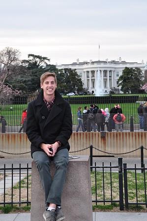 2014-04-05 to 04-11  Washington DC Trip Highlights