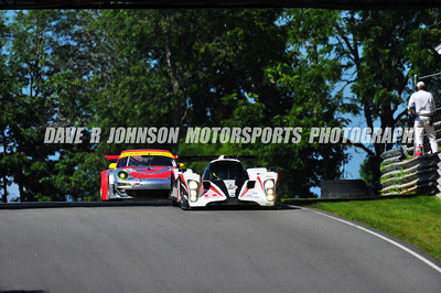 2011-07-09 ALMS Northeast Grand Prix, Lime Rock Park, CT, USA, Under the Bailey Bridge & Downhill Gallery 2
