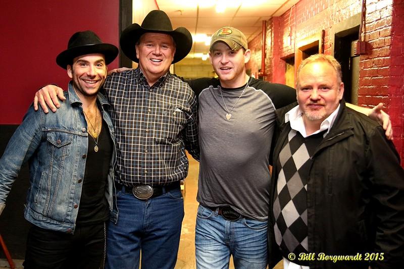 Ryan Langlois, Barry Sparrow, Tristan Horncastle, Paul Brio - Boom Chucka Boys - CFR Cook 223