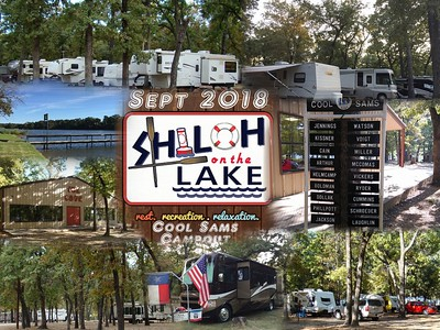 Sept 2018 at Shiloh on the Lake