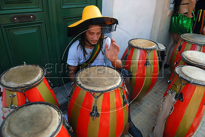 Buenos Aires candombe dance