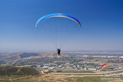 Paragliding Lessons, June 9th & 10th, 2018.