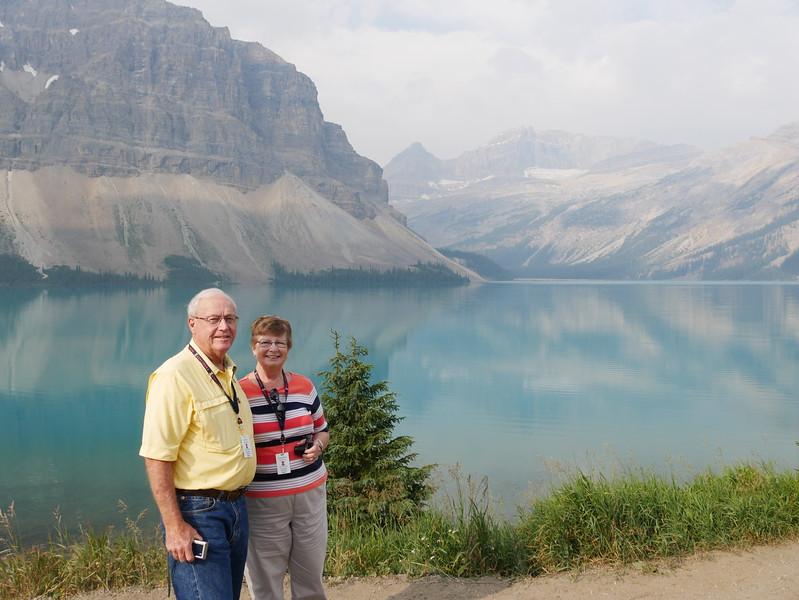 Canadian Rockies, August 2018