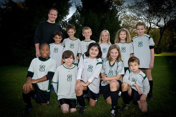 Dynamo Team Photo