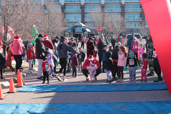 Little Elves Fun Run
