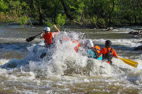 River City Adventures 5-28-16 Afternoon Trip