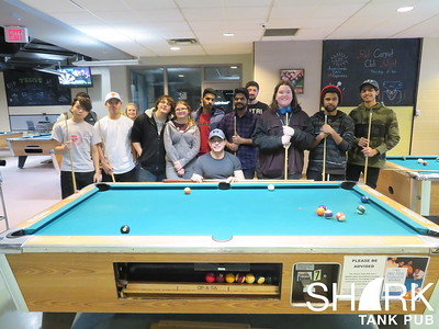January Pool Tournament
