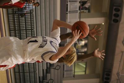 Darlington Middle School  Boys Basketball 12-08-2005