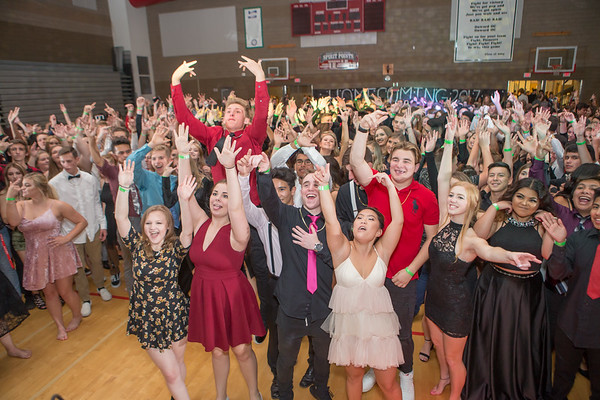OCHS Homecoming Dance - Oct 2017