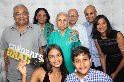 Priya's Graduation Party
