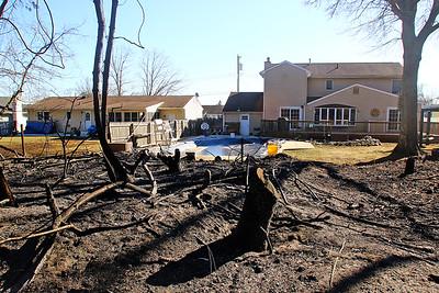 Brick fire aftermath 03-15-2021