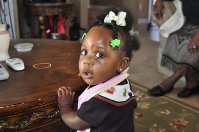 Jayla's 1st Birthday