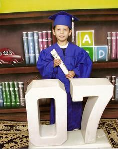 Brian Graduation  07
