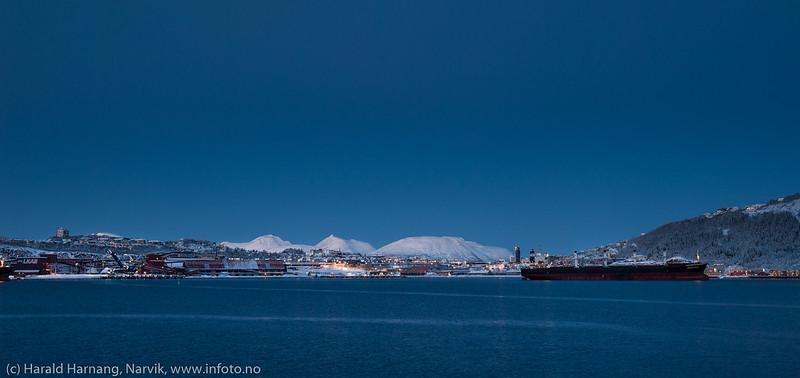 Narvik, 25. desember 2017