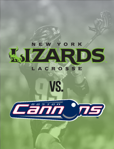 Cannons @ Lizards (7/20/17)