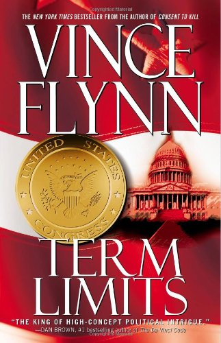 """. Vince Flynn self-published his first political thriller, \""""Term Limits,\"""" in August 1997."""
