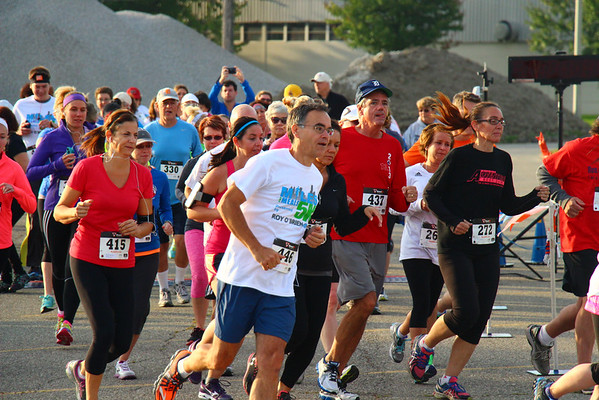 Miles for Meals 5K - Roy O'Brien Walk