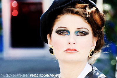 Steampunk Photo Shoot {Models}