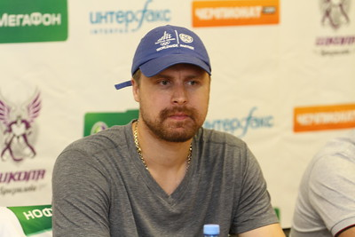 Мастер-класс Ильи Брызгалова в Челябинске. Пресс-конференция 30 июля 2013