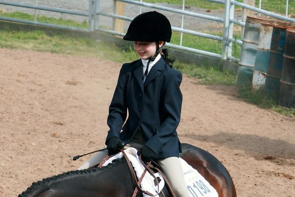 Class 42-44 English Youth w/t Equitation, Pleasure, Show Hack