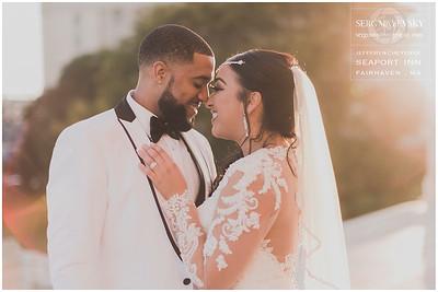 Jeffery & Cheyenne Wedding